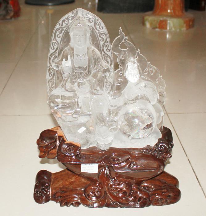 Phật Quan Thế Âm Bồ Tát giúp thanh tịnh tâm hồn